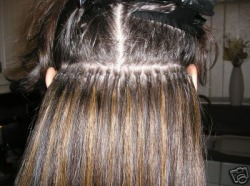 Methods lush locks mobile hair extensions what is the shrink link hair extension method pmusecretfo Images