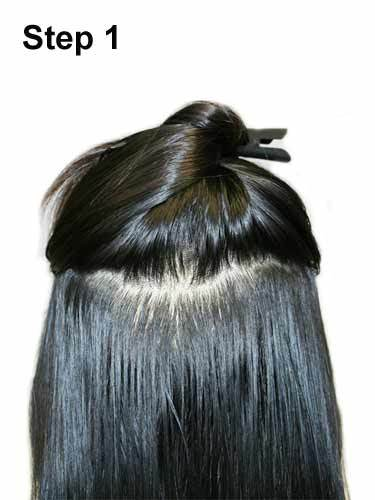 Lush Locks Remy Hair Extensions 77